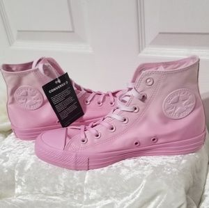 Converse Pink Ombre High Tops